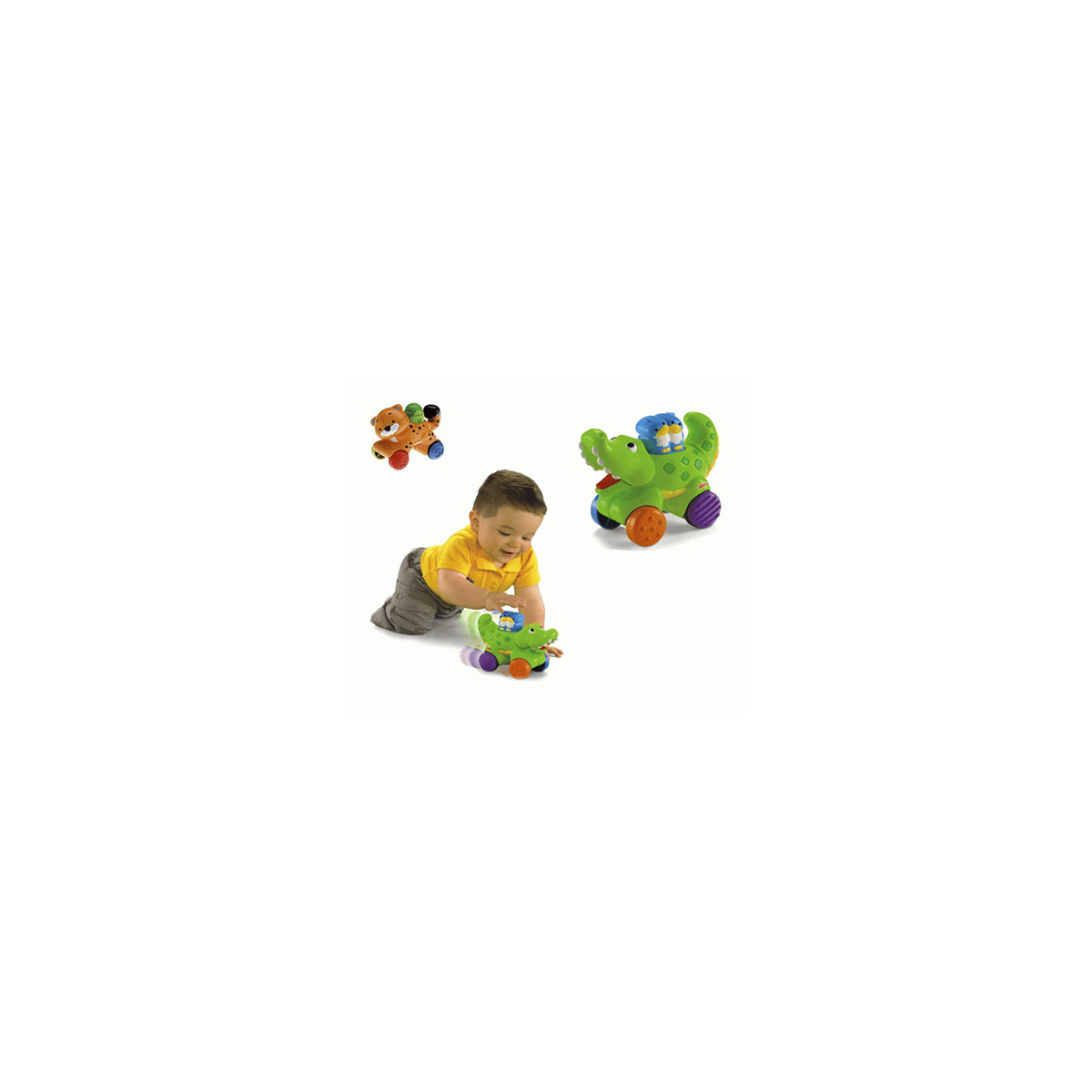 Fisher Price PressGo Araçlar