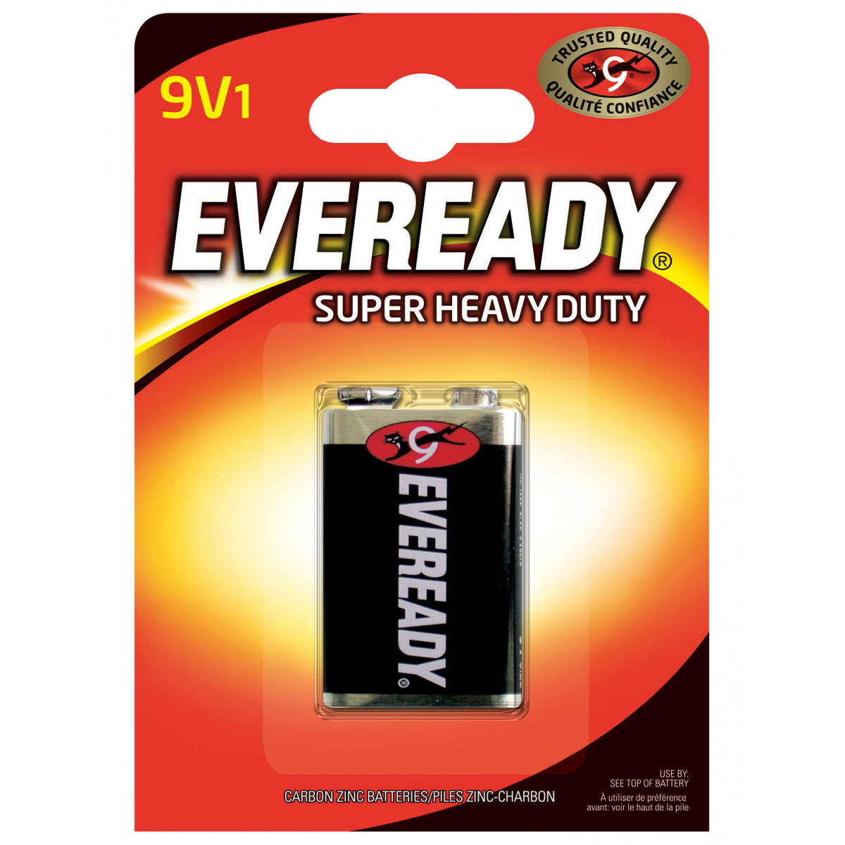 Eveready SHD 9V6F22 Pil FSB1