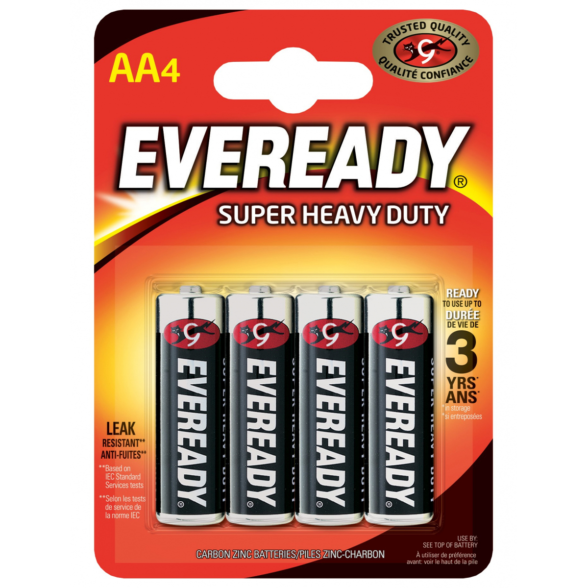Eveready SHD AAR6 Pil FSB4