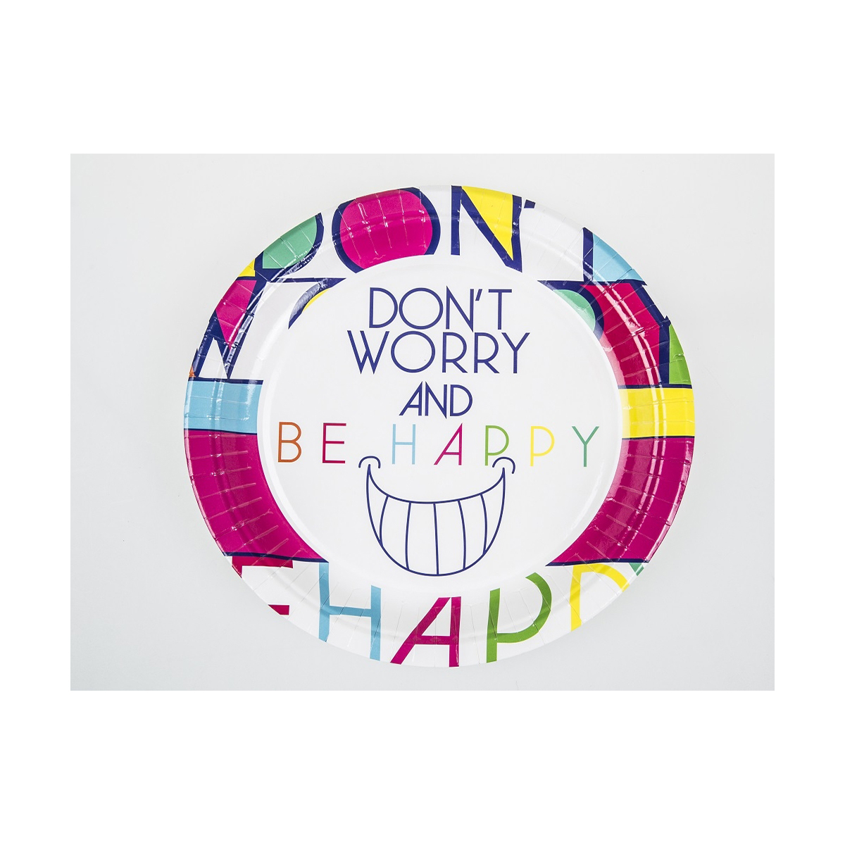 Propack Dont Worry Be Happy Tabak 8li
